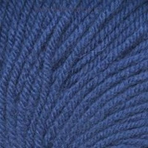 Пряжа Кроха цвет светло-джинсовый 3678