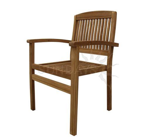 Садовый стул Sundays LOMBOK TGF-212, тик