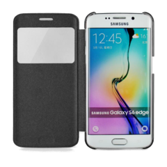 Чехол Samsung Galaxy S6 Edge S-View Cover