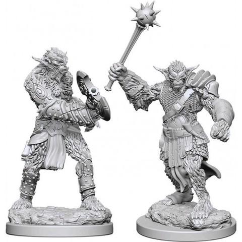 D&D Nolzur's Marvelous Unpainted Miniatures - Bugbears