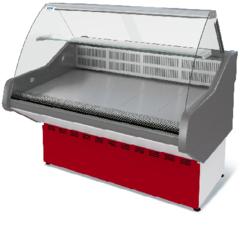 Холодильная витрина Илеть new ВХС-1,2       ( 0..... +7 )