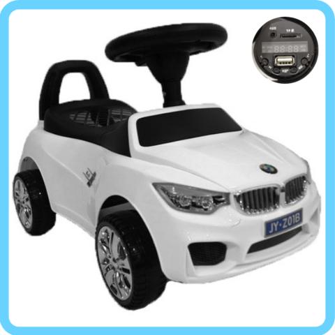 Толокар BMW JY-Z01B с медиа-панелью