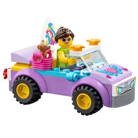 LEGO Juniors: Поездка на пляж 10677 — Beach Trip — Лего Джуниорс Подростки