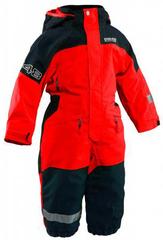 Комбинезон горнолыжный 8848 Altitude Dixon Min Suit Red детский