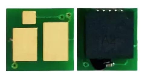 Чип CF502A желтый для Color LaserJet Pro M254nw, 254dw, M280nw, M281fdw. Ресурс 1300 стр.