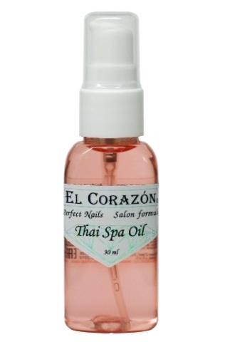 El Corazon лечение 428b роза Экспресс сыворотка для безобрезного маникюра