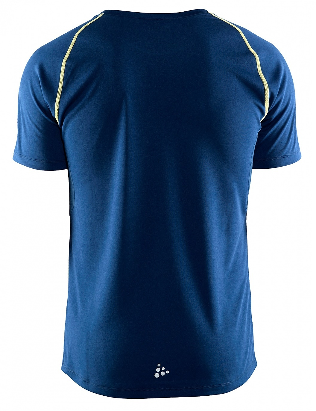 Мужская беговая футболка Craft Prime Run (1902497-2381) синяя фото