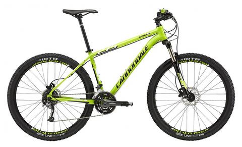 Cannondale Trail 4 27.5 (2015)зеленый