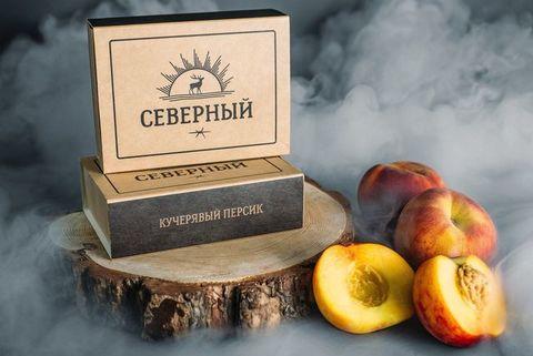 Табак для кальяна Северный Кучерявый Персик