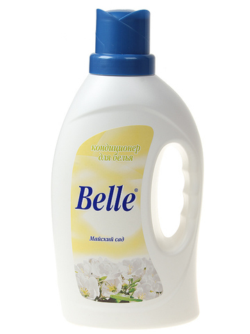 Aquasun Belle Кондиционер-ополаскиватель для белья «Белль» Майский сад 1000 мл