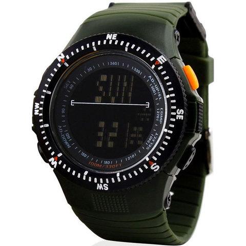 Часы SKMEI 0989 - Олива