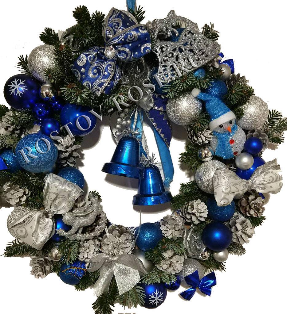 Рождественский венок 3