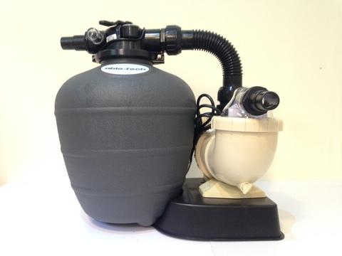 HT Моноблок FSU-8TP (d=325 мм, h=460 мм, насос 8 м3/ч 220В, песок 12 кг, вентиль верх., подкл. 50, таймер)