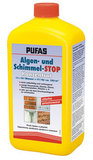ПУФАС N142 Ср-во для удаления водорослей, зеленого налета и плесени КОНЦЕНТРАТ AMSS 1л (6шт/кор)