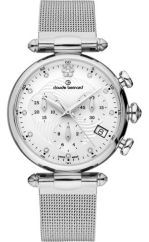 Купить женские наручные часы Claude Bernard 10216 3 APN2 по доступной цене