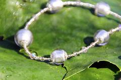 Ожерелье Примавера розовое