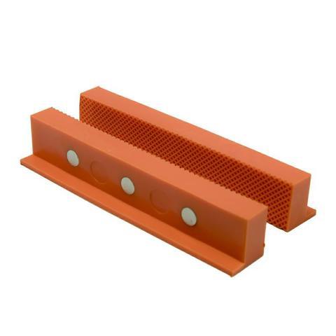 Губки для тисков магнитные КОБАЛЬТ плоские 113 х 28 х 25 мм (2 шт.) блистер