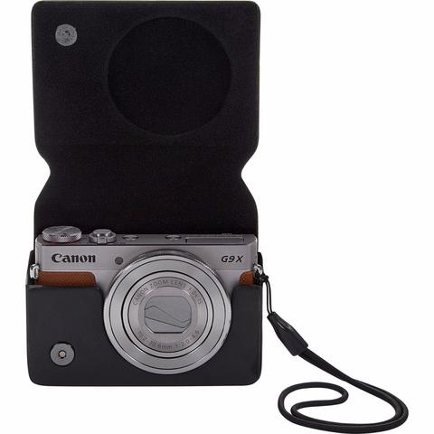 Мягкий кожаный чехол Canon DCC-1890 для Canon PowerShot G9 X