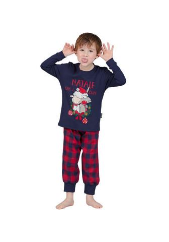 Новогодняя пижама для мальчика