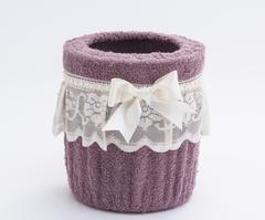 Ведро для мусора в ванную Buratto розовое от Old Florence