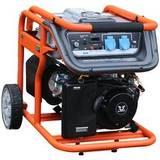 Генератор бензиновый Zongshen KB 3000 E* - фотография