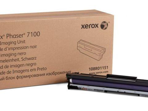 Фотобарабан черный для Xerox Phaser 7100. Ресурс 24К (108R01151)