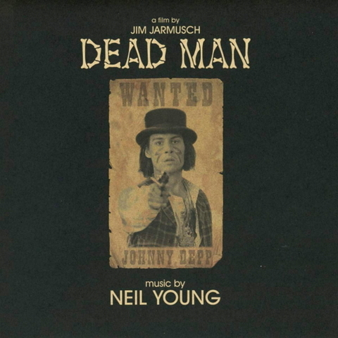 Soundtrack / Neil Young: Dead Man - A Film By Jim Jarmusch (CD)