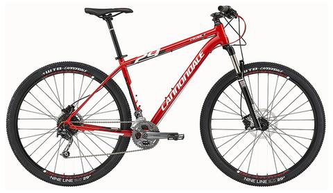Cannondale Trail 3 27.5 (2015)красный