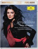 Anna Netrebko, Mahler Chamber Orchestra, Claudio Abbado / Sempre Libera (Blu-ray Audio)