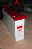 Аккумулятор MNB MR180-12FT ( 12V 180Ah / 12В 180Ач ) - фотография