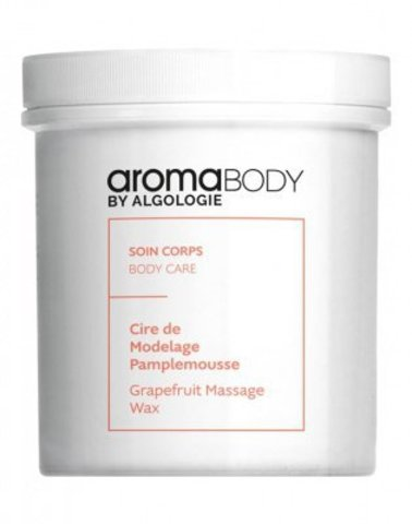 Algologie Тающий массажный воск Грейпфрут Grapefruit Massage Wax, 400 мл
