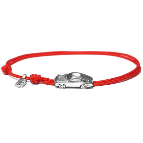 Car Porsche 911 (964) Bracelet, sterling silver