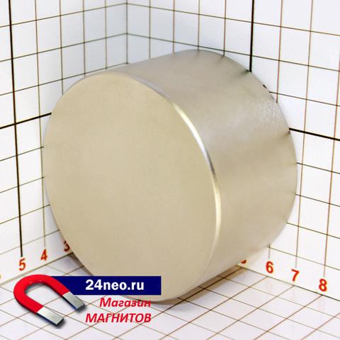 Неодимовый магнит 70х40 мм