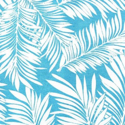 Хлопковая ткань Сити уличная коллекция голубой
