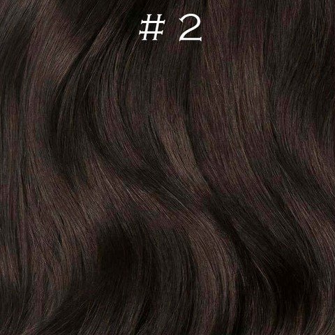 2-темно-коричневый