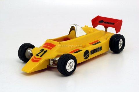 Estonia-21 Kavor yellow Made in USSR Norma 1:24