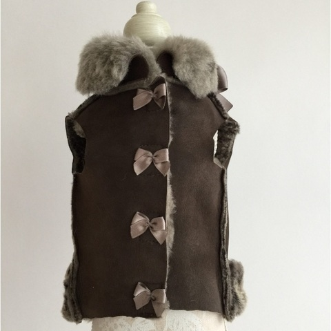 Дубленка BUTTERFLY LAMB SHEARLING COAT-COUTURE COLLECTION