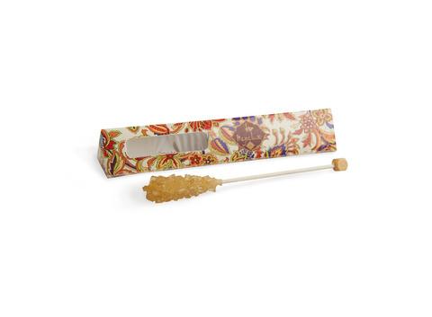 Сахар леденцовый на палочке в упаковке 1 шт (шафран, 12 гр.). Интернет магазин чая