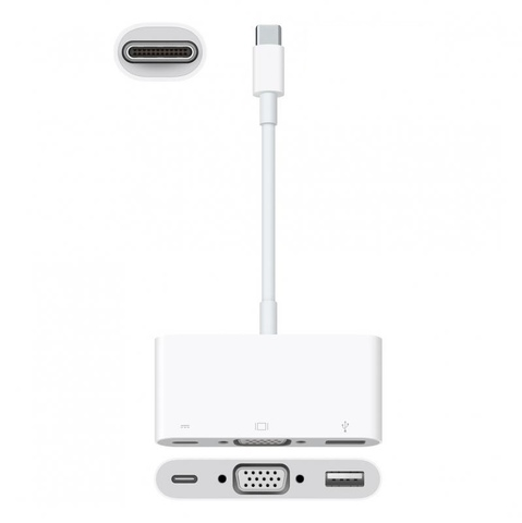 Адаптер Apple USB-C VGA Multiport Adapter