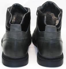 Мужские зимние ботинки на толстой подошве Ikoc 3620-3 S