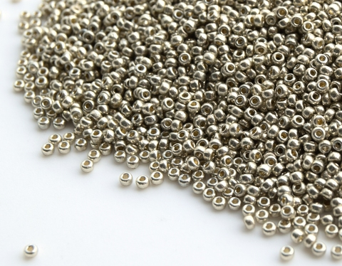 8/0 RR-4201 Duracoat galvanized silver
