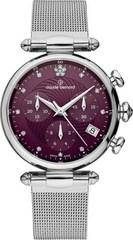 женские наручные часы Claude Bernard 10216 3 VIOP2