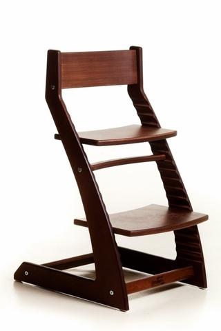Растущий стул Котокота темное дерево