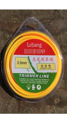 Леска для триммера 3мм