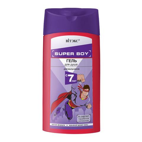 SUPER BOY Гель для душа