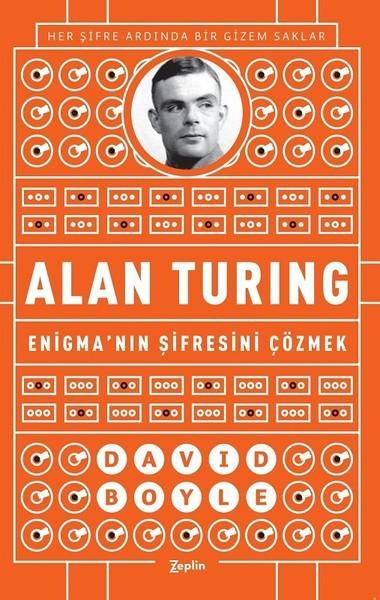 Kitab Alan Turing-Enigma'nın Şifresini Çözmek | David Boyle