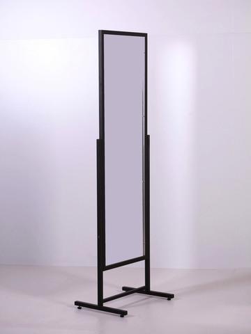 ТД-150-48 Зеркало двухстороннее напольное (черное)