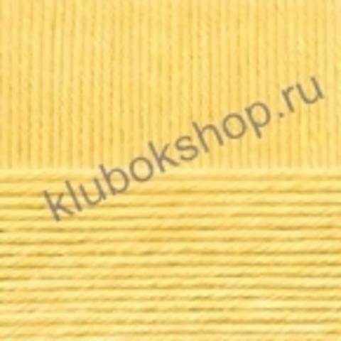 Пряжа Детский каприз (Пехорка) 53 Светло-желтый