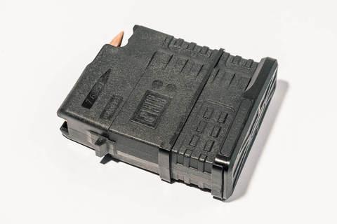 Магазин Pufgun Сайга-308 на 10 патронов, черный
