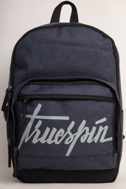 Рюкзак TRUESPIN BACKPACK #1 DENIM BLUE
